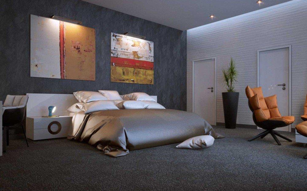 дизайн на интериор на стая за гости