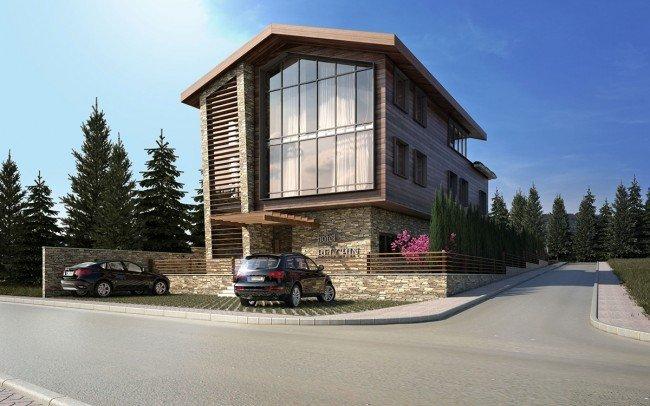 дизайн на СПА хотел