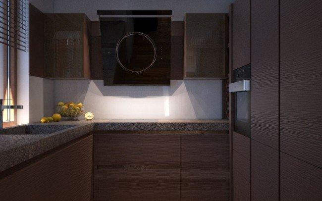 идеи за дизайн на малка кухня