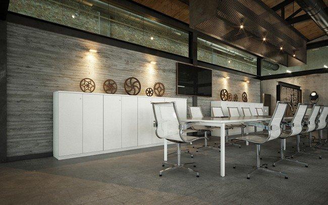 проект на зала за срещи в офис