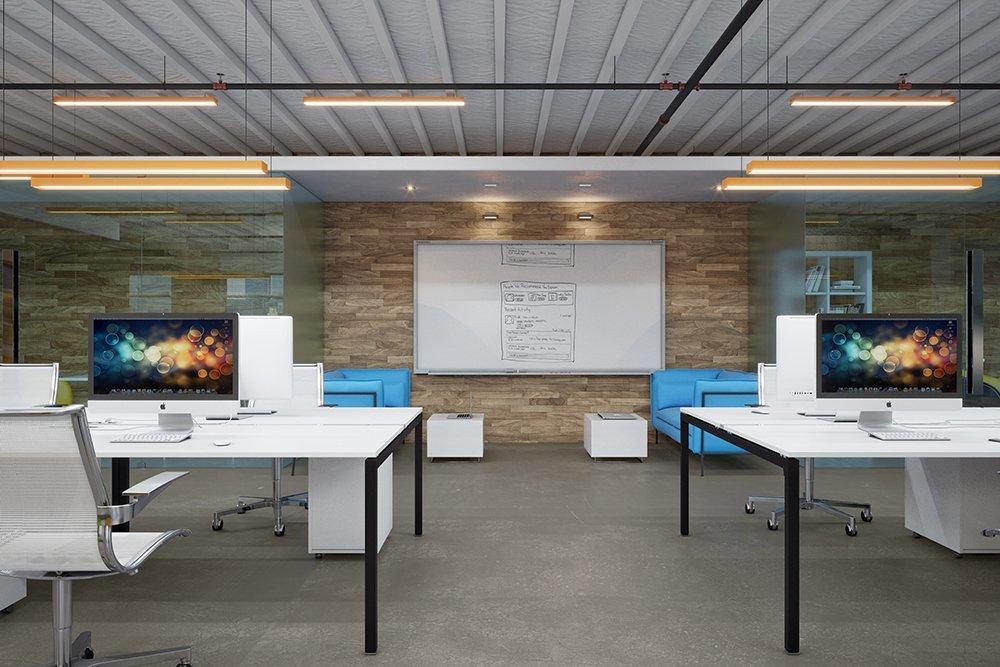 IT fice Interior Design Project