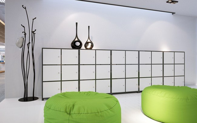 зала за релакс в офис