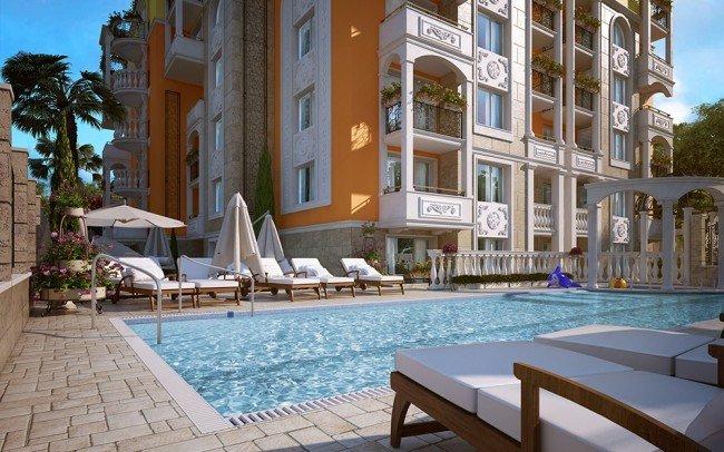 проектиране на басейн за апартхотел