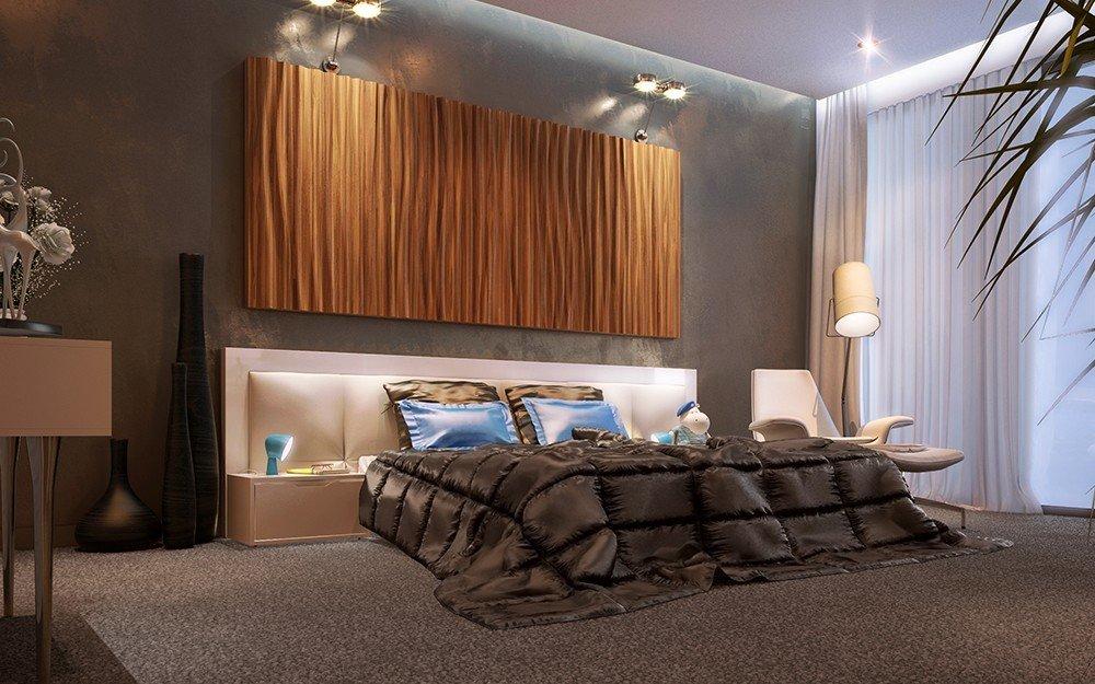 вътрешен дизайн на стая за гости