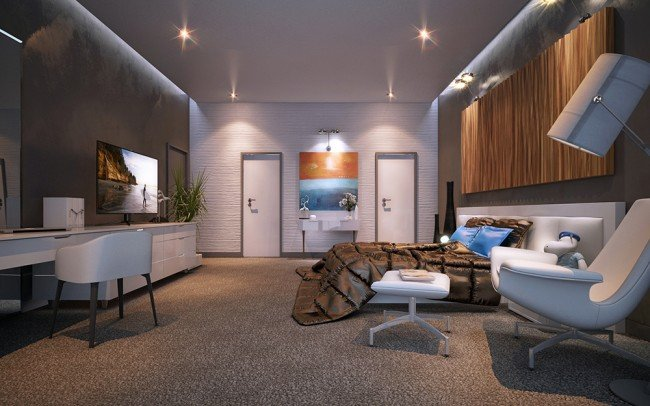 обзавеждане на спалня за гости