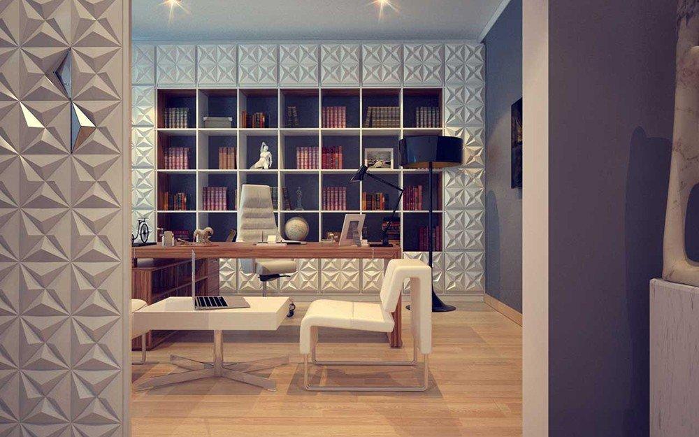 вътрешен дизайн на домашен офис
