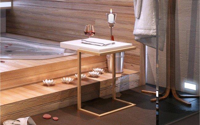проект за баня с джакузи