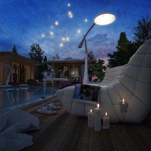ландшафтен дизайн на басейн и градина