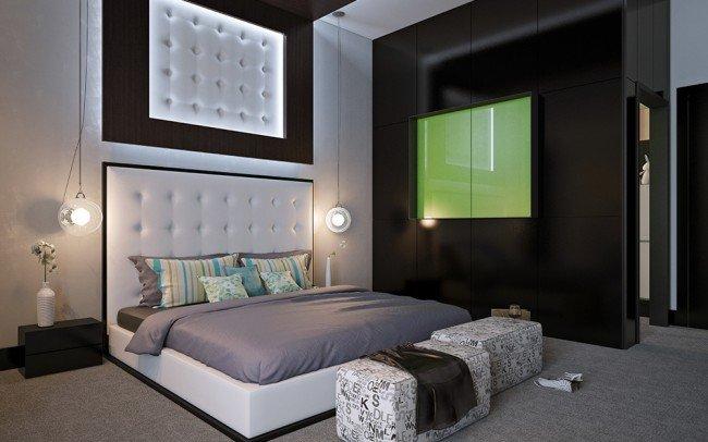 идеи за вътрешен дизайн на спалня
