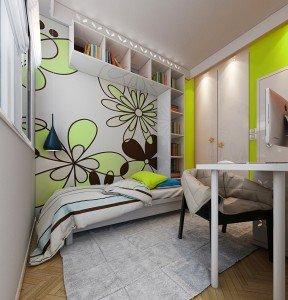 обзавеждане на детска стая архитекти Чолаков Гонгалов