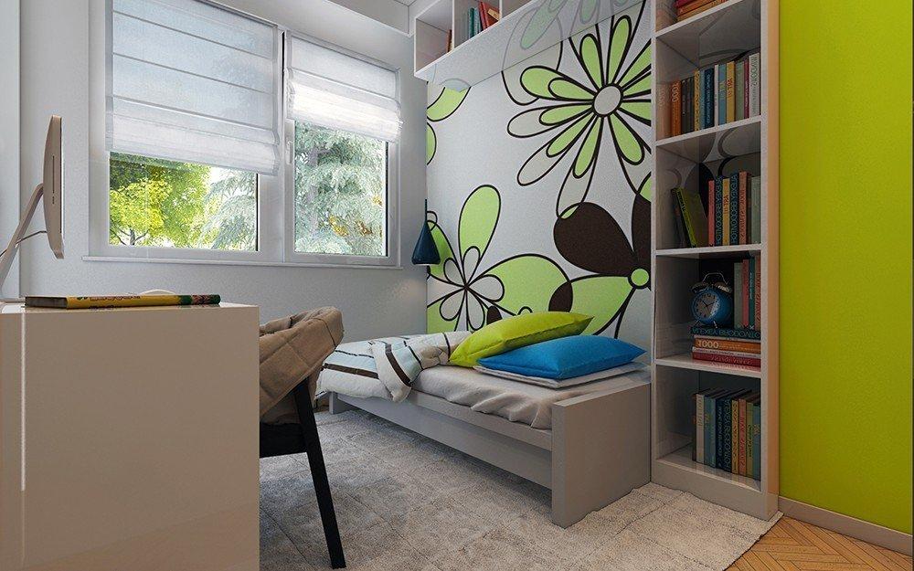 дизайн на детска стая за момиче