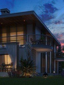 проектиране на къща на два етажа
