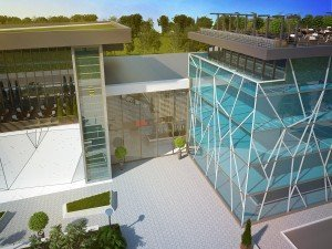 проектиране на офис сграда за Walltopia