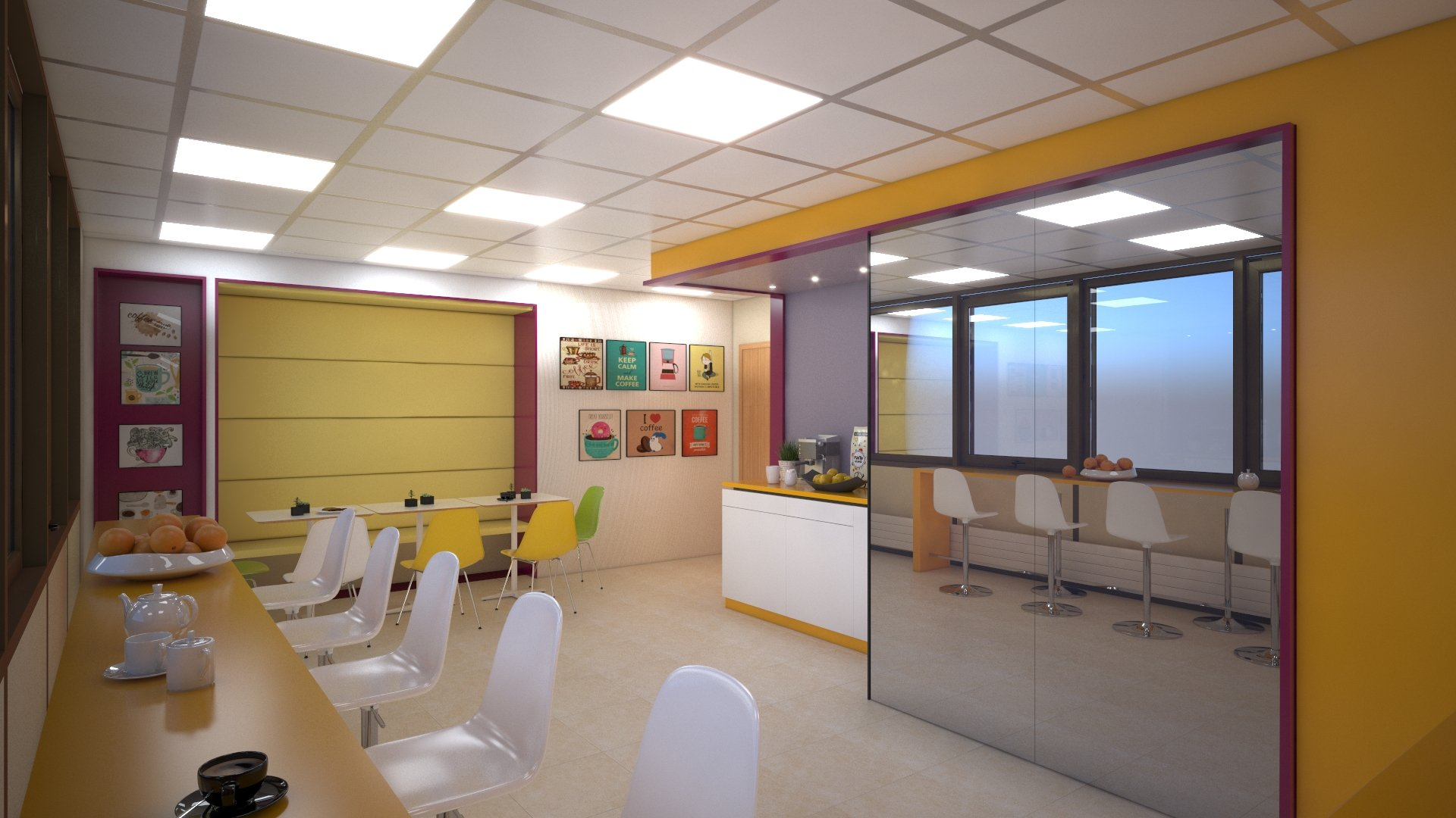 Interior Design Of A Big Pharmaceutical Company 39 S Office